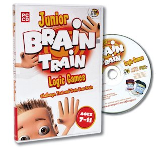 Junior Brain Train CD-ROM