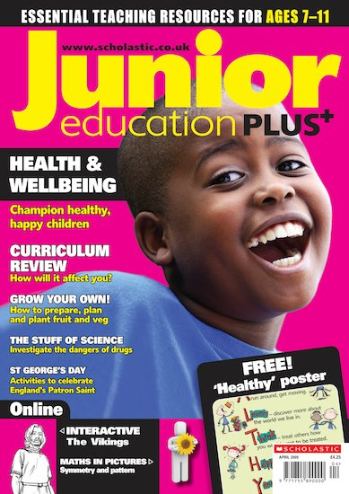 Junior Education PLUS April 2009