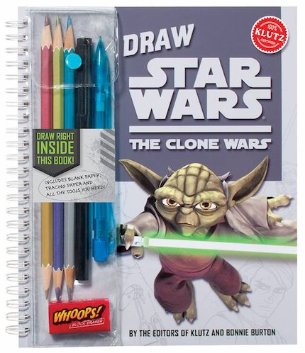 How to Draw Star Wars: The Clone Wars