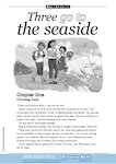 Three go to the seaside - story (15 pages)