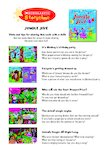 Storytime Notes: Jungle Jive (1 page)