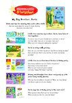 Storytime Notes: My Big Brother, Boris (1 page)