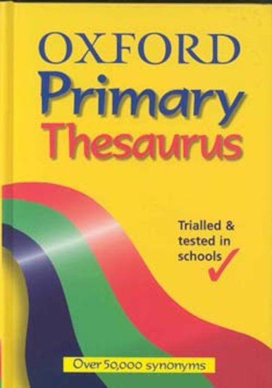 Oxford Primary Thesaurus: Pack of 6