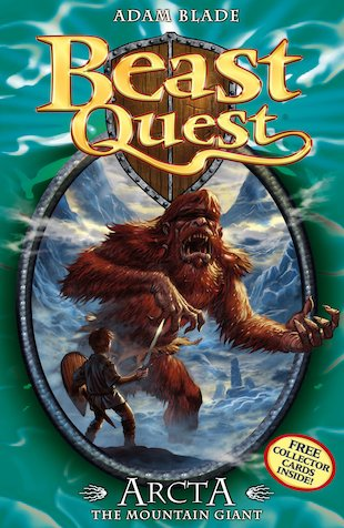 Beast Quest Pack: Series 1 and 2