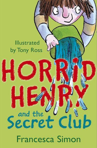 Horrid Henry Fiendish Five