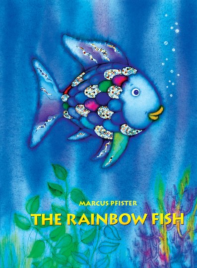The Rainbow Fish x 30
