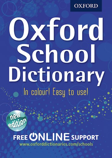 Oxford Pocket School Dictionary: Pack of 6