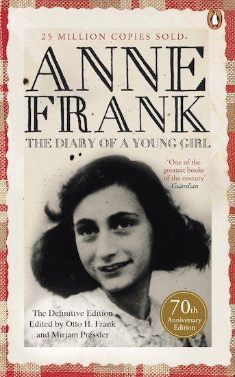 Anne Frank: The Diary of a Young Girl x 30