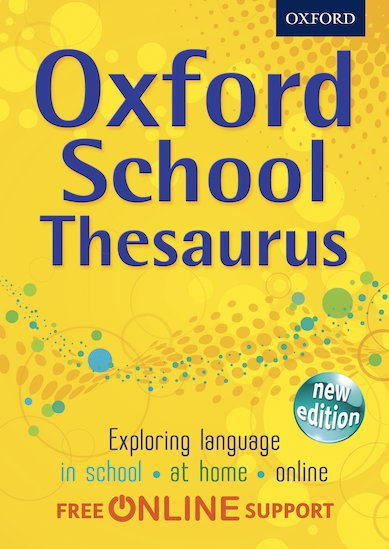 Oxford Pocket School Thesaurus: Pack of 6