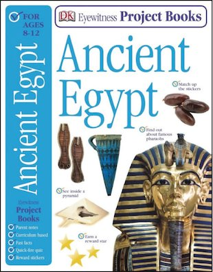 Ancient Egypt Project Book