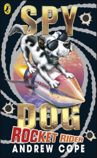 Spy Dog: Rocket Rider