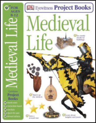 Medieval Life Project Book