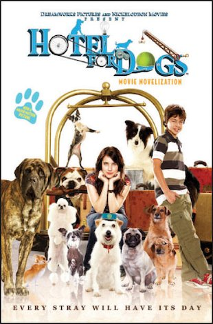 Hotel for Dogs Movie Novel