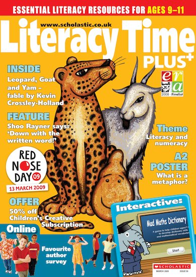 Literacy Time PLUS Ages 9 to 11 March 2009