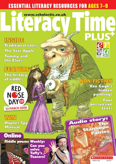 Literacy Time PLUS Ages 7 to 9 March 2009