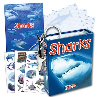 Pocket Power: Sharks
