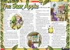 'The Star Apple' fairy tale