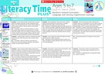 Northern Ireland Curriculum - March 2009 (2 pages)