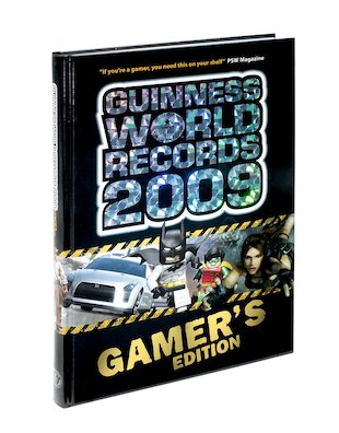 Guinness World Records 2009: Gamer's Edition