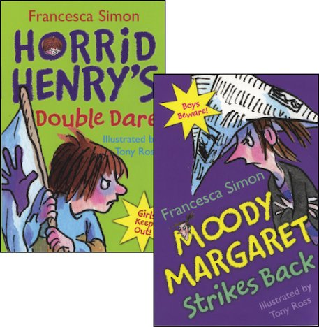 Horrid Henry Vs Moody Margaret