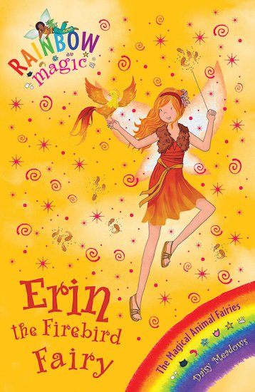 Erin the Firebird Fairy