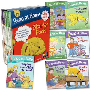 Read at Home Slipcase Set