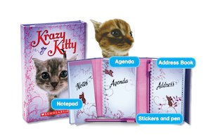 Krazy Kitty Planner
