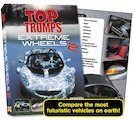 Top Trumps: Extreme Wheels 2