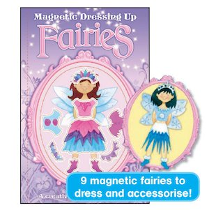 Magnetic Dressing-Up Fairies