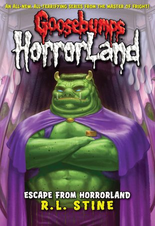 HorrorLand: Escape from HorrorLand