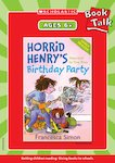 Horrid Henry's Birthday Party Reading Notes (3 pages)