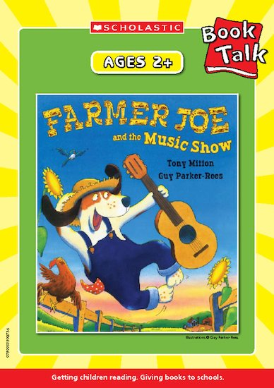 Farmer Joe and the Music Show Reading Notes