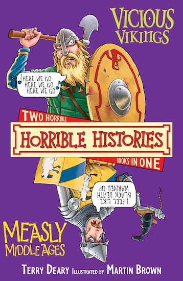 Vicious Vikings and Measly Middle Ages (Classic Edition)