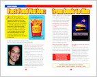 Fast Food Nation: Fact File (3 pages)