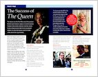 The Queen: Fact File (3 pages)