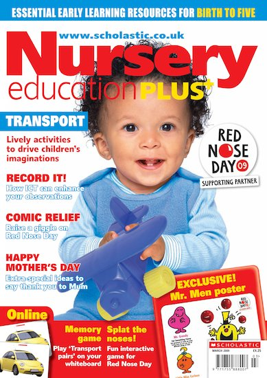Nursery Education Plus  March 2009