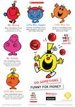 Do Something Funny For Money - poster (1 page)
