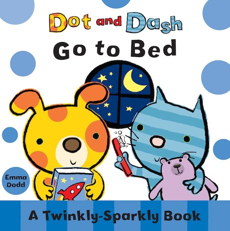 Dot and Dash Go to Bed