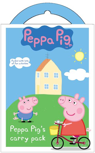Peppa Pig Carry Pack