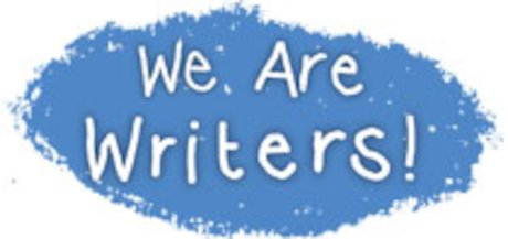 We Are Writers logo