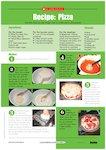 Pizza recipe (1 page)