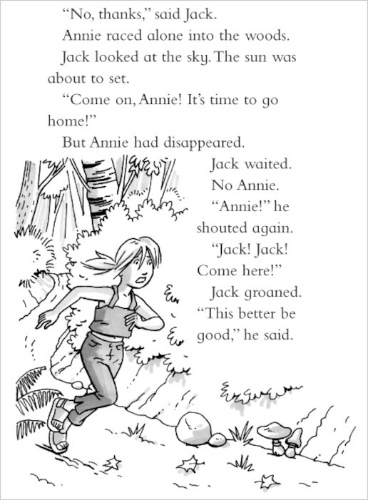 Jack and annie coloring pages ~ Jack And Annie Magic Tree House Pages Coloring Pages