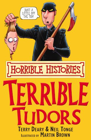 Horrible Histories Pack