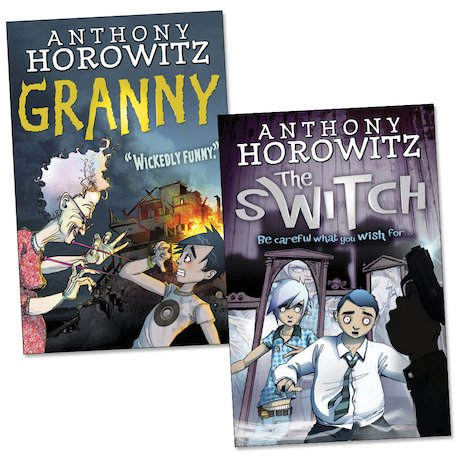 Anthony Horowitz Pair