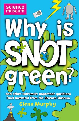 Why is Snot Green Pack