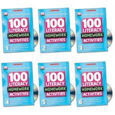 100 Literacy Homework Activities (New Edition)