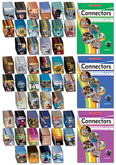 Connectors Super Easy-Buy Pack: Years 4-6