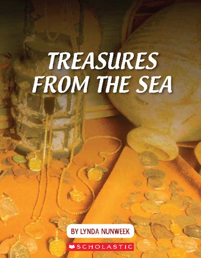 Connectors: Treasures from the Sea x 6