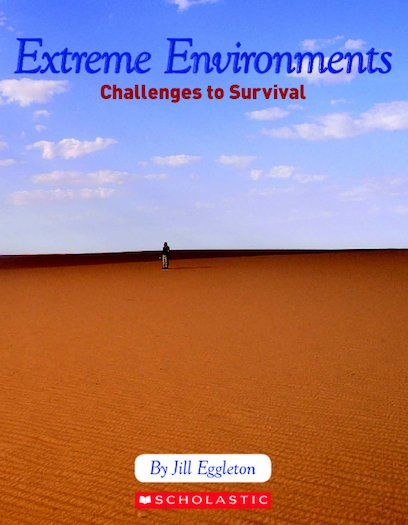 Connectors: Extreme Environments - Challenges to Survival x 6