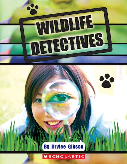Connectors: Wildlife Detectives x 6